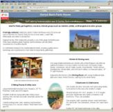 web site - www.gwrydbach.co.uk  -  Holiday Accommodation
