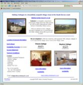web site -  Holiday Accommodation